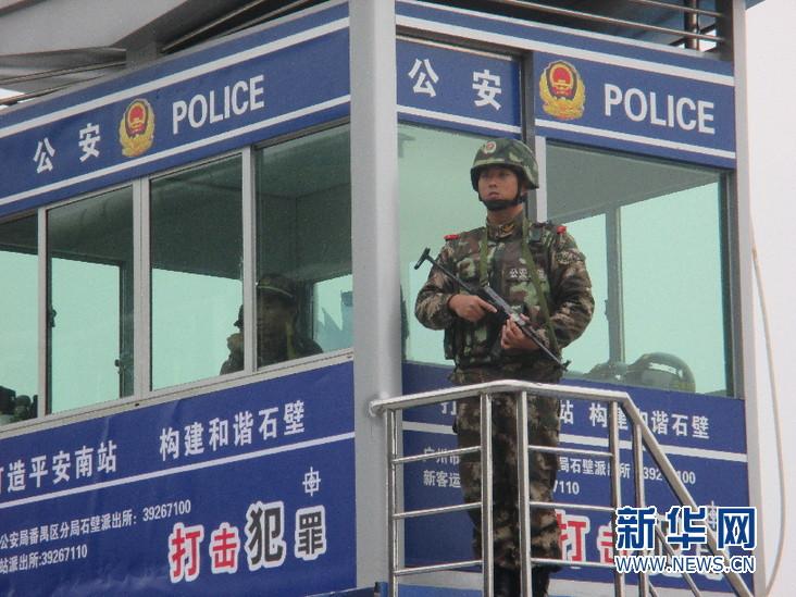 高铁旅客首次占广铁春运 半壁江山 广州南站加