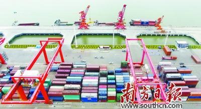 外贸公司结构 英文版