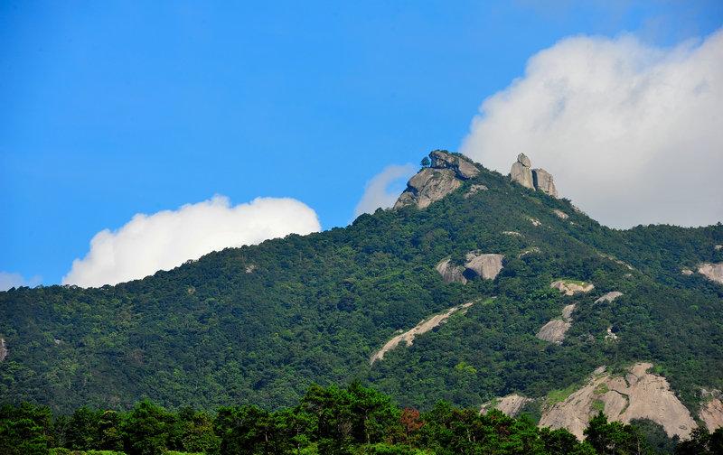 [转载]广东省惠州罗浮山风景