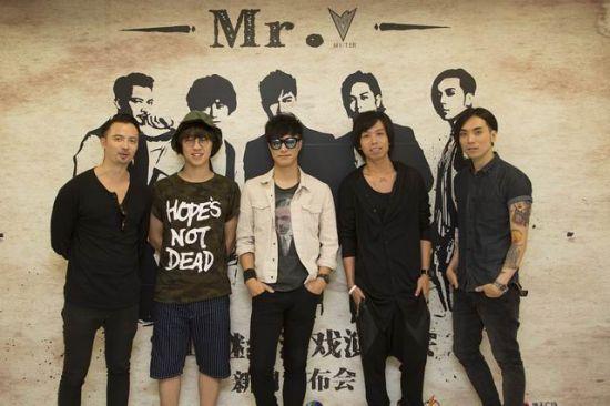 mr.10月24日广州带来开唱全新教程p9plus歌曲换屏图片