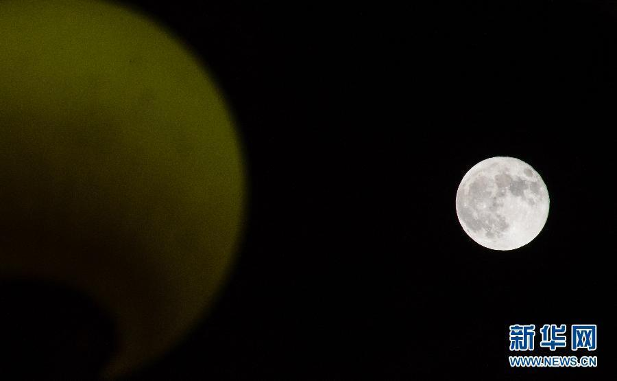 月亮折纸步骤图解