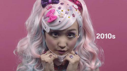 你最喜欢哪个时代的日本姑娘?