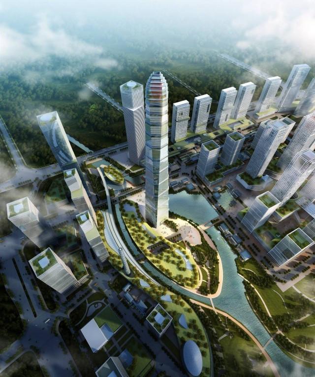 琶洲是重要引擎 为创新锦上添花-这3个CBD,是广州新未来