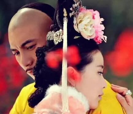 刘诗诗吴奇隆大婚请了半个娱乐圈图片