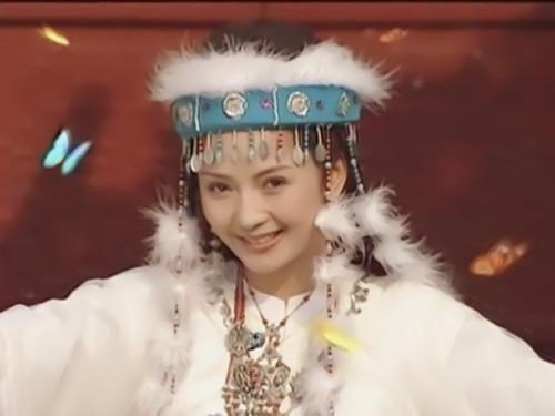 刘丹林心如关晓彤 古装剧七大蝴蝶美人