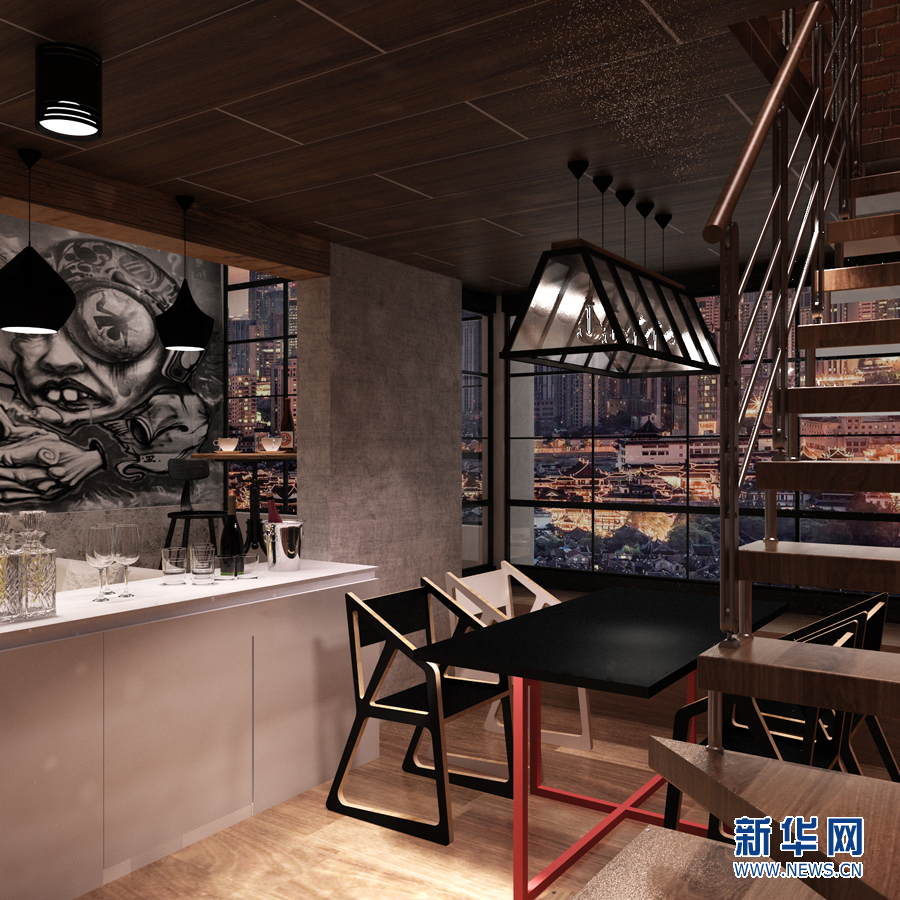 惠州学院8名学生获室内创意设计大赛奖项