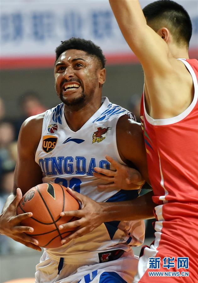 篮球--CBA:青岛潍坊高新主场胜广州证券