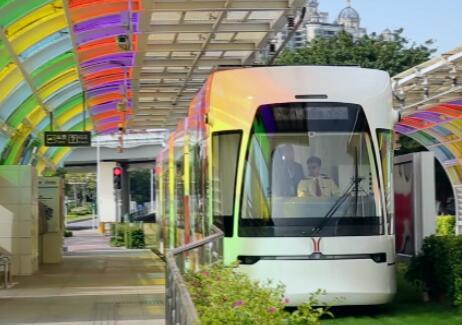 广州3年增3条有轨电车