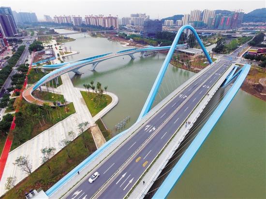南沙经济增速连续11个季度广州第一
