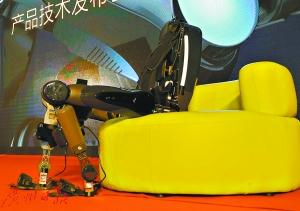 80后在广州造机器人