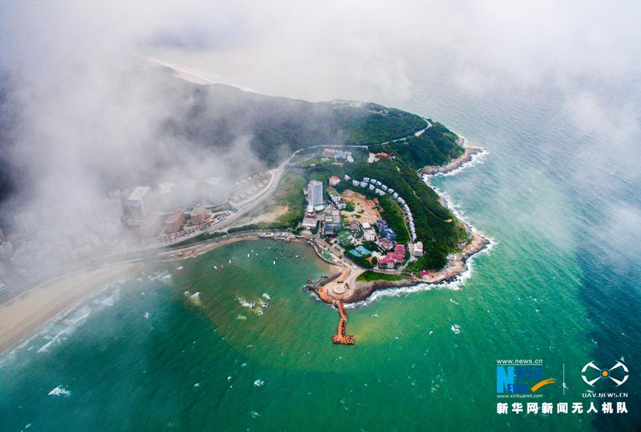 海陵岛,位于中国广东省阳江市西南端的南海北部海域,是广东省第四大岛