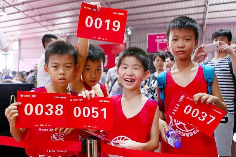 《追梦征途》广州证券2017龙狮篮球俱乐部首