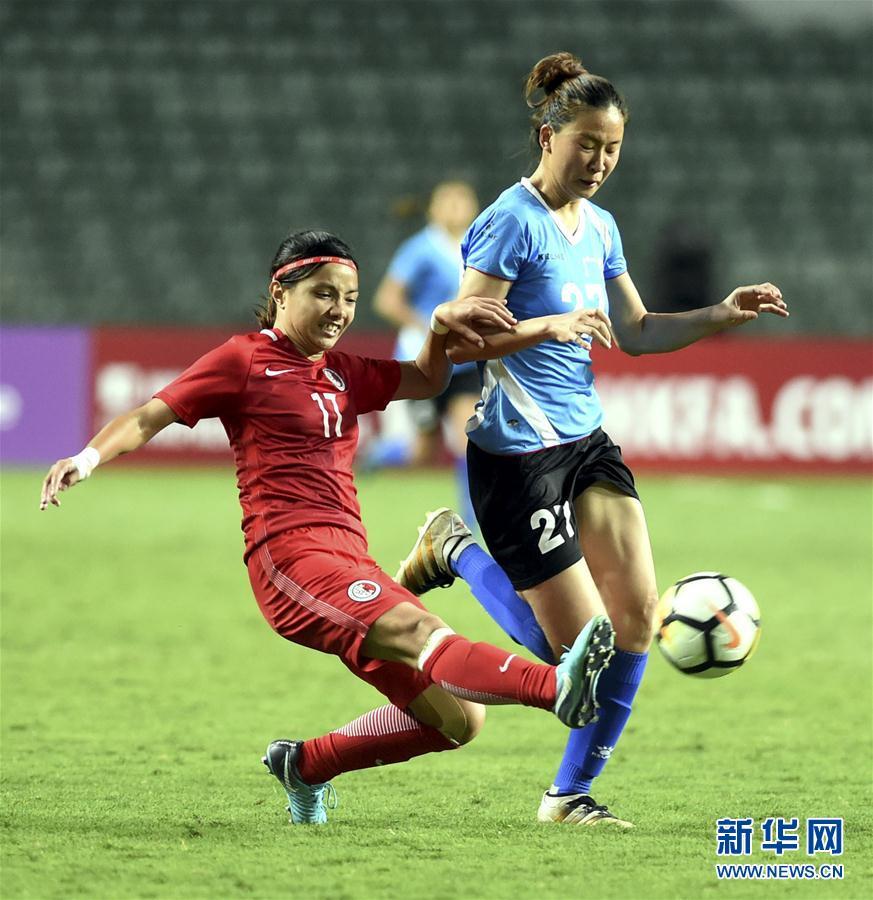 (體育)(2)足球——廣東隊獲得第三屆省港杯女子足球賽冠軍