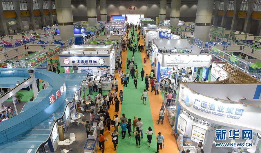 (經濟)(6)第26屆廣州博覽會開幕