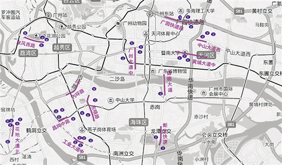这份广州市开学首日交通指引请收好