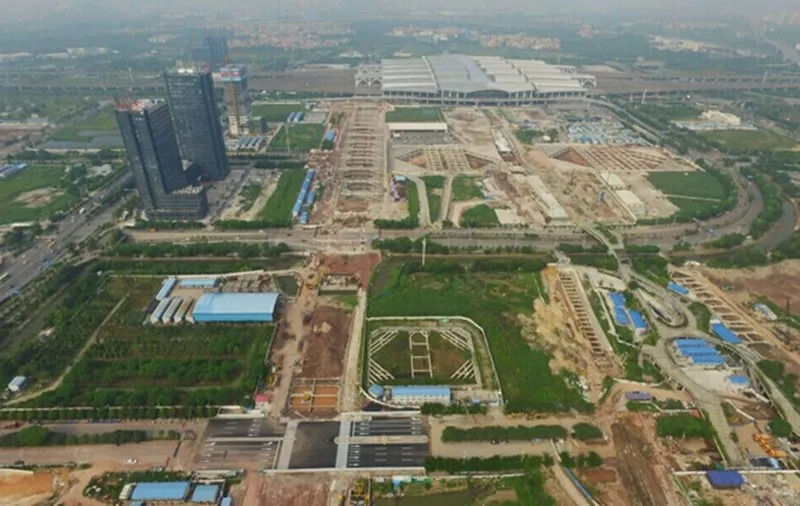 全国第4个!广州南站要建超大专业足球场!恒大