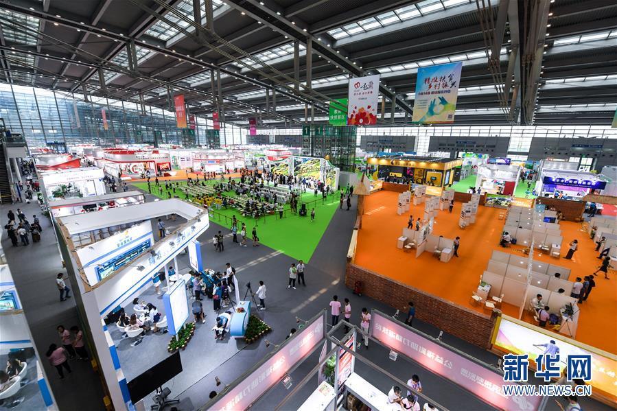 (社会)(1)第六届中国慈展会在深圳开幕