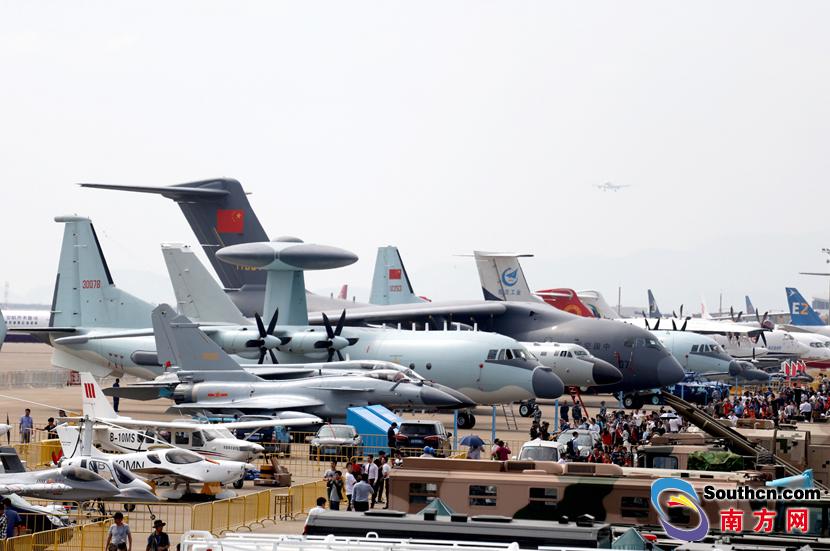 中国航展官网_中国航展6日开幕,记者提前探营带你体验- 新华网