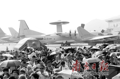 中国航展官网_歼-20亮相中国航展公众日- 新华网