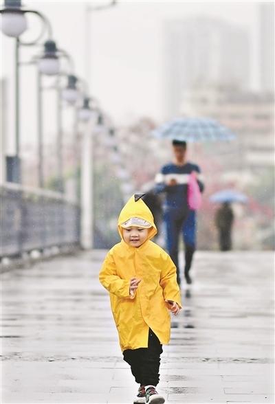 雨水终于退场 未来三天好天气