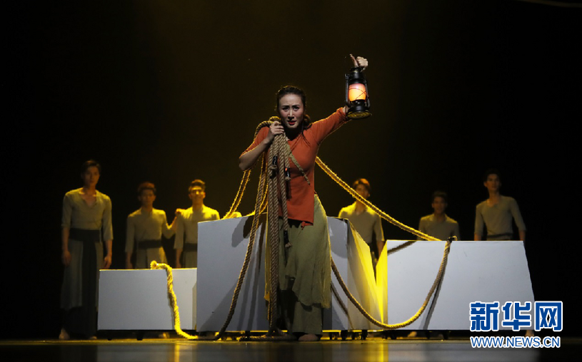 舞剧《遥遥南水》《富春山居图》亮相第三届深圳舞蹈月