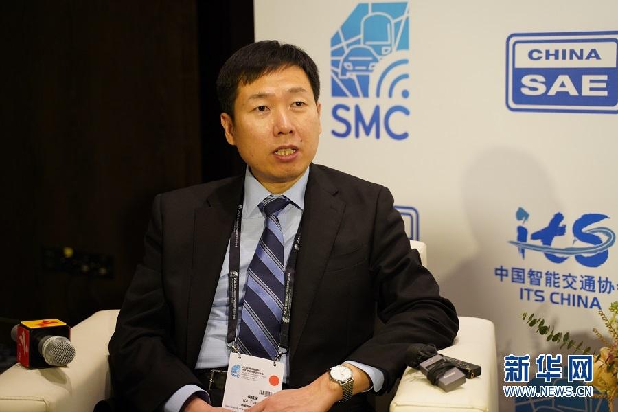 侯福深:电动化、智能化、共享化是汽车产业的发展方向