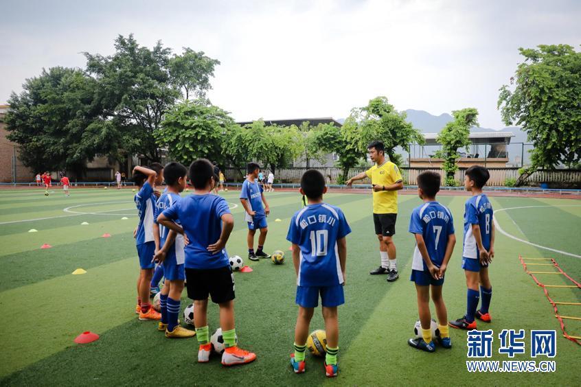 梅州梅县区松口镇中心小学体育老师张凯新:执