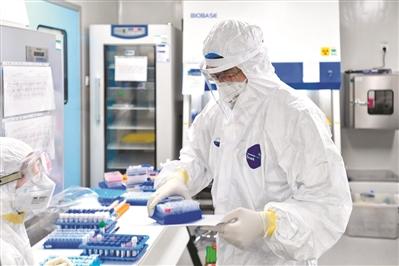 百事注册:广州生物医药产业逆势增长