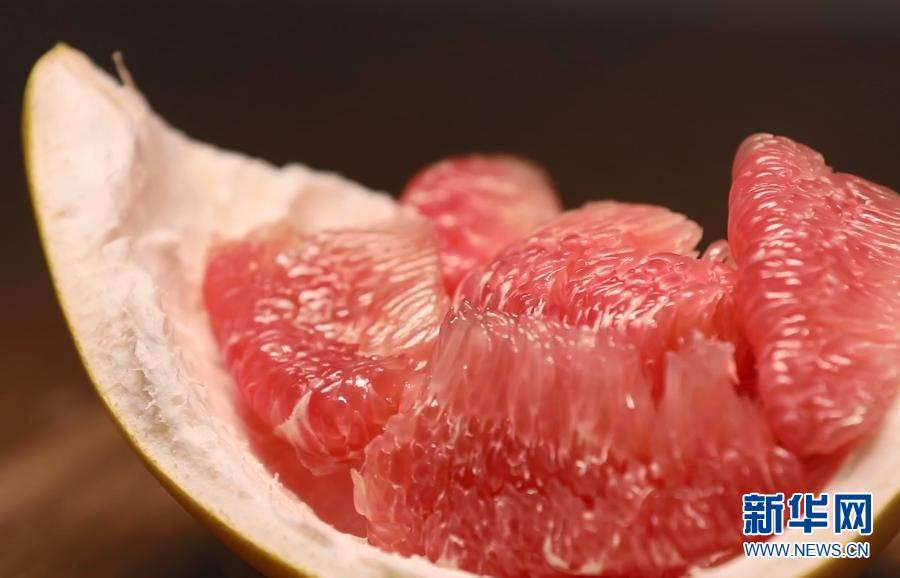 今年梅州柚种植面