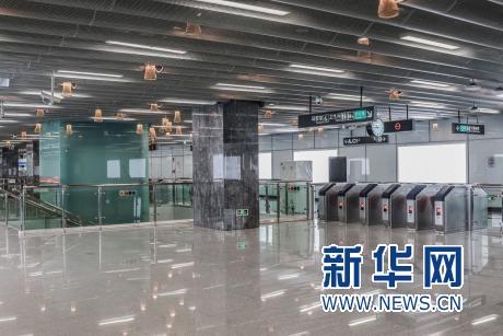 顺达注册:广州地铁八号线北延段即将开通 新建13座车站