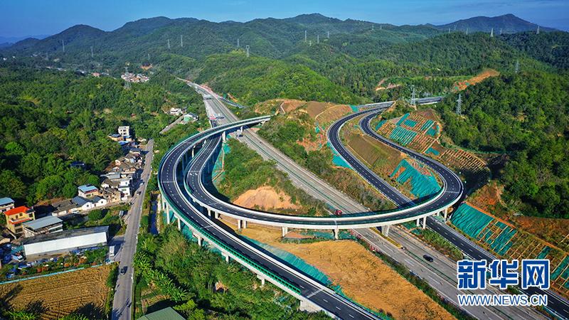 沐鸣2注册:梅州环城高速公路闭合 梅州