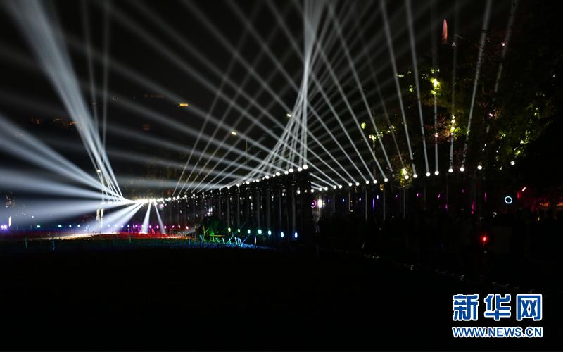 百事注册:第十届广州国际灯光节将于18日亮灯
