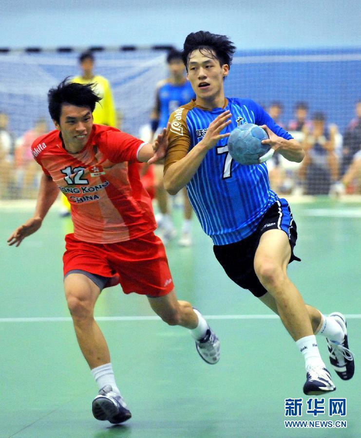 体育 4 手球 香港国际手球锦标赛落幕