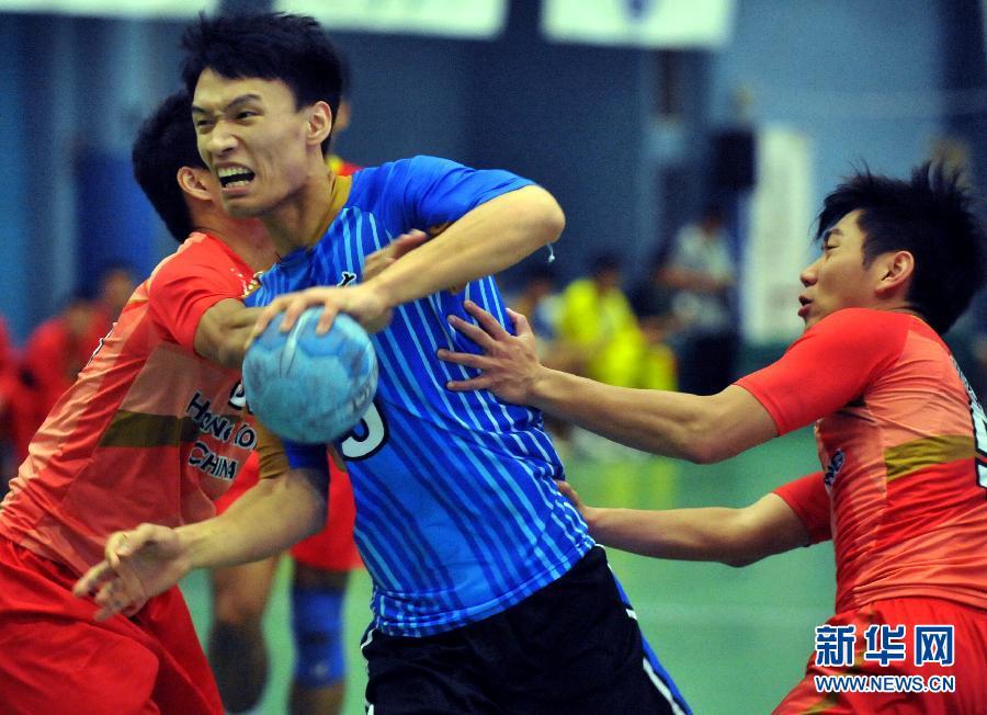 体育 5 手球 香港国际手球锦标赛落幕