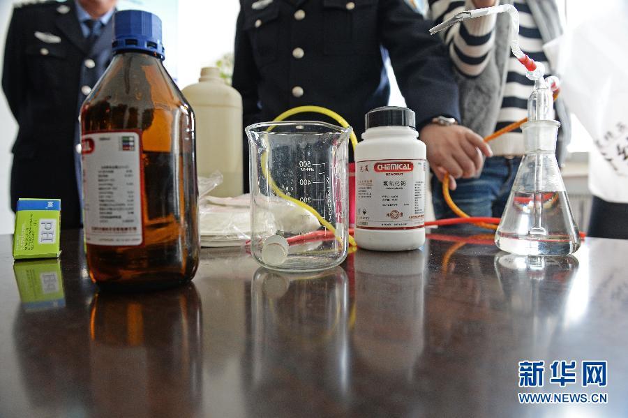 宁夏教材侦破警方跨省断层案_图片频道_新华毒品解剖学电子版特大图片