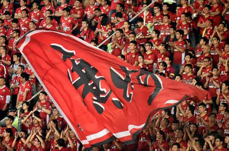 亚冠:广州恒大胜鹿岛鹿角