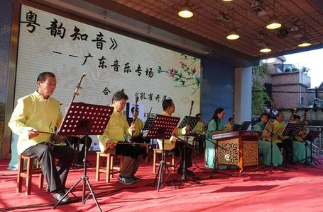 广州:艺术素养计划进校园