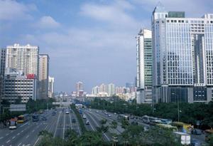 廣州大道將新建5座隧道