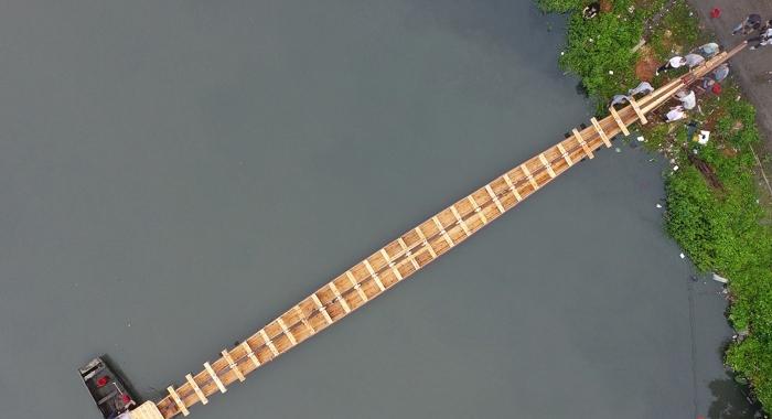 東莞:傳統龍舟時隔二十年再下水