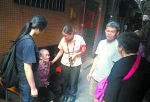 九旬婆婆BRT站蕩失路 臨時孫女陪遊舊地幫尋親