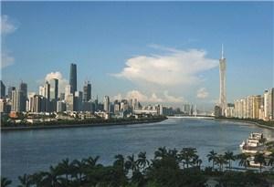 今夏廣州珠江有三次天文大潮