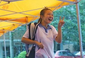 深圳中考首日:6.78萬考生赴考 無遲到無缺考