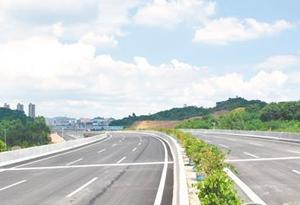 江門迎賓西路一期工程年底通車 將連接江鶴高速