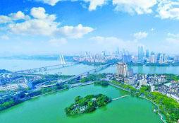 """惠州入選第三批""""城市雙修""""試點城市"""