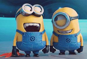 """小黃人沒肩怎麼穿背帶褲?動畫片的""""無解題""""你看過多少?"""