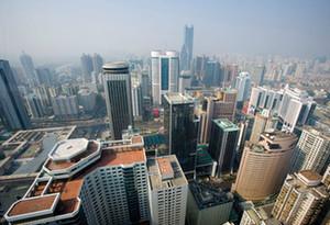 深圳:黨委建在CBD商圈凝聚上千白領黨員