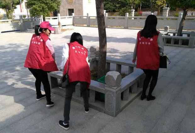 廣東五百多名大學生赴西部及山區開展志願服務