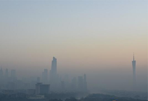 去年廣東灰霾日數為28年來新低