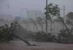 禪城、南海、順德臺風白色預警信號生效,佛山將有局部暴雨