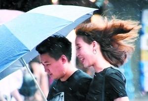 廣州今起降雨漸弱 本周晴熱為主
